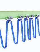 Токоподвод на кабельных тележках