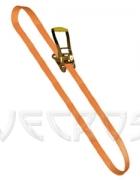 Стяжной ремень (ширина 100 мм) кольцевой