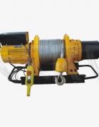 Электрическая лебедка KDJ-750E1