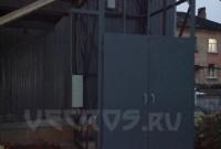 Грузовой подъемник шахтного типа г. Псков