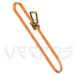 Стяжной ремень (ширина 75 мм) кольцевой