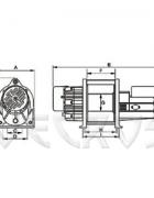 Электрическая лебедка CK-200L