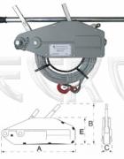Монтажно-тяговый механизм МТМ-0.8